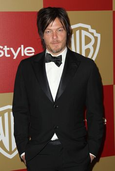 All The Times Norman Reedus Looked Hot Without His Sunglasses On | The Huffington Post Canada