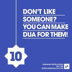 Ramadhan 1435 H Day 10