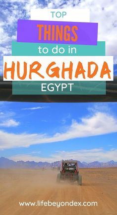 The best things to do in Hurghada Egypt. Where to go and what to do in Hurghada? Full list of top things to do with family, kids, friends and couples. Travel Advise, Travel Info, Travel Tips, Hurghada Egypt, Egypt Culture, Inclusive Holidays, Visit Egypt, Egypt Travel, Holiday Resort