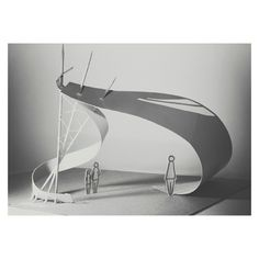 Concept model, curves
