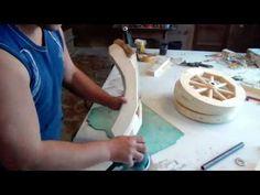 Making Cartwheels With Festool - YouTube