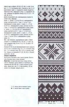 Tapestry Crochet Patterns, Fair Isle Knitting Patterns, Knitting Charts, Knitting Stitches, Knitting Designs, Knitting Projects, Baby Hats Knitting, Lace Knitting, Cross Stitch Charts