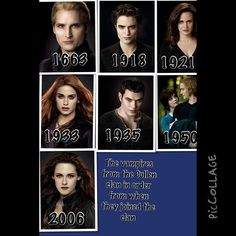 Another reason the twilight fans aren't allowed in the Geek club.