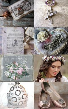 Romantic mood... ❀༻ by Beth Lark on Etsy--Pinned with TreasuryPin.com