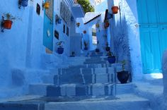 Feeling Anything but Blue in Chefchaouen