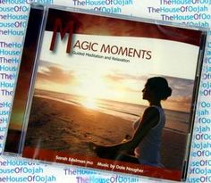 Magic Moments CD by Doctor Sarah Edelman Psychologist Books On Tape, Dr Sarah, Relaxation Exercises, Guided Meditation, Online Shopping Stores, Audiobooks, Magic, In This Moment, Reading