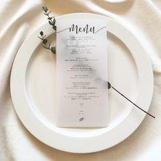 How To Choose A Tasty Wedding Menu – Wedding Candles Ideas Wedding Menu, Wedding Stationary, Wedding Paper, Plan Your Wedding, Wedding Tips, Wedding Cards, Wedding Reception, Menue Design, Menu Layout