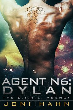 agent N6 dylan (the dire agency 6) - joni hahn