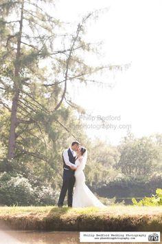 #Bride & #Groom @HydeEstate in Handcross, #Sussex