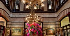 PERA PALAS HOTEL İSTANBUL | Turquía | Pinterest | Istanbul, Turkey and Palaces