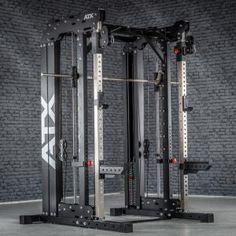 Half Rack, Home Gym Equipment, No Equipment Workout, Gym Design, Layout Design, Home Multi Gym, Dip Station, Broly Movie, Smith Machine