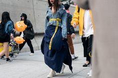 From Toddlers to K-Pop Stars, Seoul Fashion Week Takes Street Style to the Next Level Photos | W Magazine