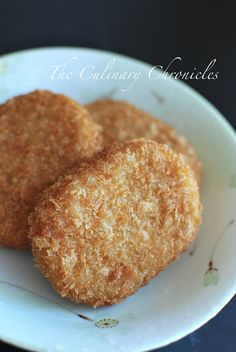 Korokke (Japanese Potato Croquette) by The Culinary Chronicles