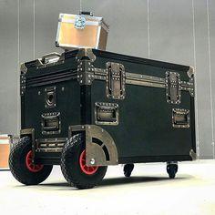 Caja de herramientas Lumber Storage Rack, Tool Storage, Camp Kitchen Box, Flight Case, Wood Tool Box, Equipment Cases, Road Cases, Portable Workbench, Tool Cart