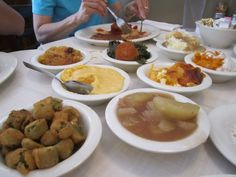 Mary Macs Tea Room in Atlanta. An institution serving Southern Classics Southern Food, Southern Comfort, Southern Recipes, Atlanta Eats, Atlanta Food, Recipes With Flour Tortillas, How To Make Tortillas, Best Comfort Food, Comfort Foods