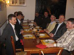réunion « Autour de la Table » « Les Préjugès sur les Migrations » à « La Table de la Fonderie »