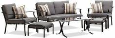 Strathwood Basics 6-Piece All-Weather Furniture Set: Patio, Lawn & Garden