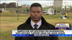 """Baltimore Ravens tight end Benjamin Watson...now that's what a responsible, faithful man looks like....true man of God!  Thank you Benjamin for your strong stand and being such an inspiration! Benjamin Watson spoke at the 44th annual March for Life today, 27 Jan 2017, calling for Americans to unite to end the """"unthinkable practice"""" of abortion."""