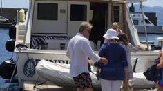 Offerte di lavoro Palermo  L'ex premier britannico è tornato alle isole Eolie per la terza volta dal 2014  #annuncio #pagato #jobs #Italia #Sicilia Tony Blair sbarca a Lipari sarà ospite di un amico imprenditore