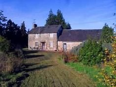 House for sale in Vire, France : An old detached stone and slate farmhouse property, lies in the countryside in a p...