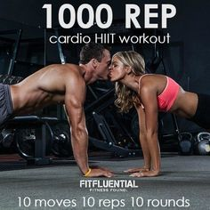 HIIT workout- The perfect set of exercises for all routines out there hitting abs, legs and all around full body!