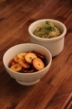 Plantain Chips – A Paleo Chip for Your Guacamole