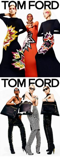 Tom Ford For Women Fall 2013 Campaign  - http://www.becauseiamfabulous.com/2013/06/tom-ford-for-women-fall-2013-campaign/