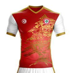 Lebanon Football Jersey