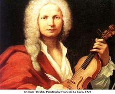Antonio Vivaldi, my favorite Venetian!