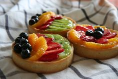 mmmm. dessert tarts are a must