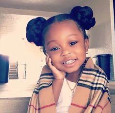 Little Black Girl Hairstyles 30 Stunning Kids Hairstyles Cute Black Babies, Beautiful Black Babies, Cute Baby Girl, Beautiful Children, Cute Babies, Brown Babies, Mixed Babies, Simply Beautiful, Cute Hairstyles For Kids