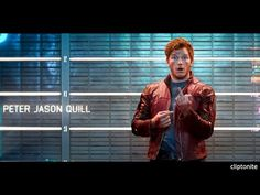 Peter Quill 'Middle Finger' & Space Prison Scene | Guardians Of The Galaxy (2014) Movie CLIP IMAX 4K - YouTube
