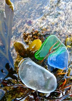 My seaglass in the raw Beautiful...............s