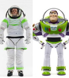 #NASA #Pixar #Buzz #Space