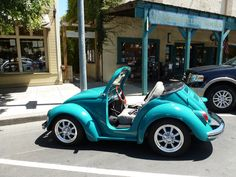 Volkswagen Shorty VW Beetle convertible – – World Bayers Auto Volkswagen, Vw T1, Vw Beetle Convertible, Vw Cabrio, Bug Car, Smart Car, Vw Beetles, Custom Cars, Cars And Motorcycles