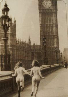 Old Postcard from London