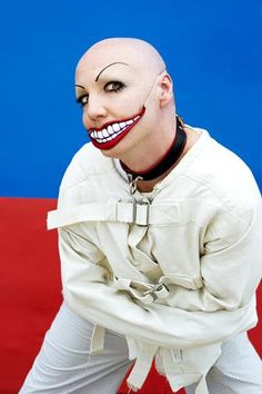"""Tease hair, not homos."" James St James"