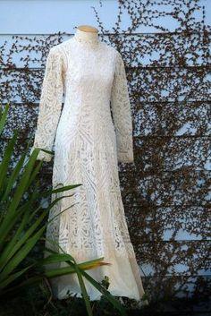 Vestido de dia - 1910    Doação: Maria Celeste Carvalho Neves  Foto: Adriana Fuchter