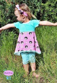 Tunika/Kleid Sweet Summer Girl bei Makerist sofort runterladen