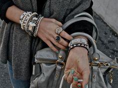 Love multiple accessories - - always have, always will