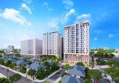 Khu dự án căn hộ cao cấp Sky