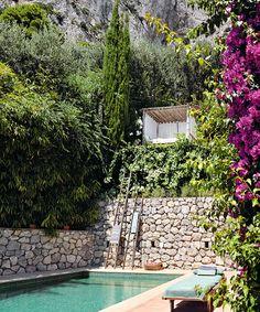 Matteo Thun & Partners : Architecture : House in Capri
