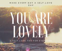 5 TipsTowardsSelf-Love