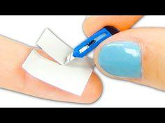 Miniatura de cúter o cuchillo cartonero - Tutorial - YolandaMeow♡ - YouTube