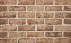 Handmade Brick by Old Carolina Brick Company, Savannah Grey color (16 colors available in multiple shapes and sizes)