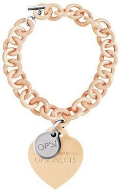 Love nude puder / srebrny shiny - z połyskiem Ring Necklace, Washer Necklace, Love Bracelets, Objects, Jewels, Personalized Items, Stuff To Buy, Seo, Necklaces