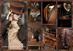 '' Luxurious Brown '' by Reyhan Seran Dursun