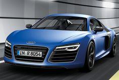 Audi r8-v10