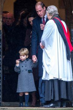 Duchess Kate: The Cambridges Enjoy a Bucklebury Christmas