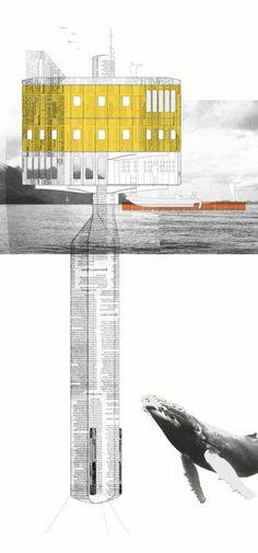 Floating Architecture - Benjamín Lezaeta